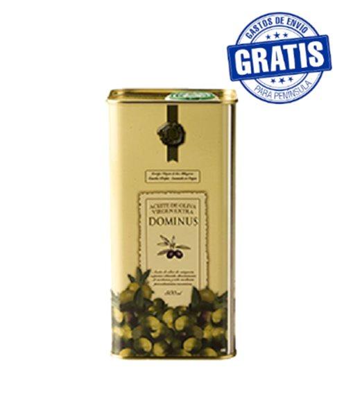 Dominus Reserva Familiar. Caja de 12 latas de 500 ml.