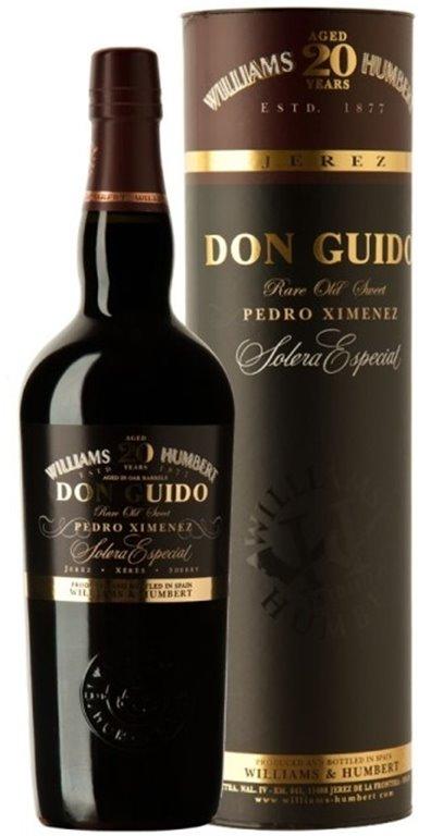 Don Guido PX Solera Especial 20 Años