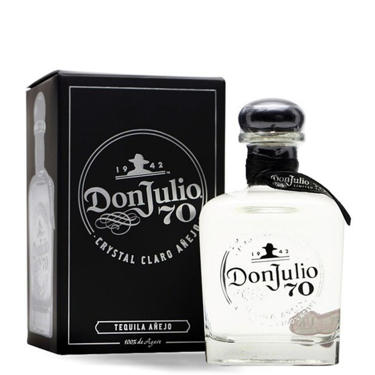DON JULIO AÑEJO 70 TH 0,70 L. + ESTUCHE