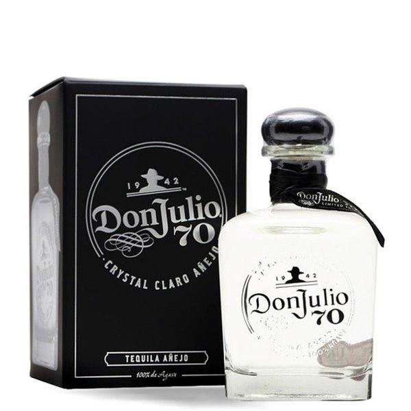 DON JULIO AÑEJO 70 TH 0,70 L. + ESTUCHE