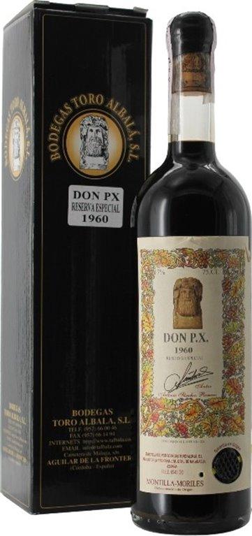 Don P.X. Reserva Especial 1960