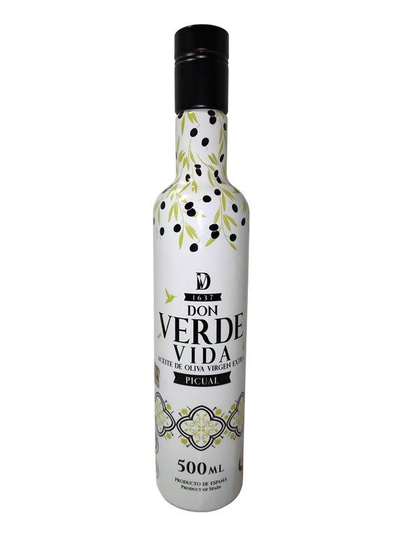 Don Verde Vida. Caja de 6 botellas de 500 ml.