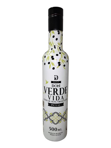 Don Verde Vida. Caja de 6 botellas de 500 ml.
