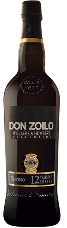 Don Zoilo Oloroso, 1 ud