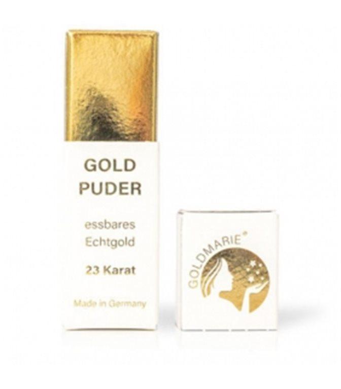 Dispenser Gold 23K in flakes 100mgr. Noris. 1un.