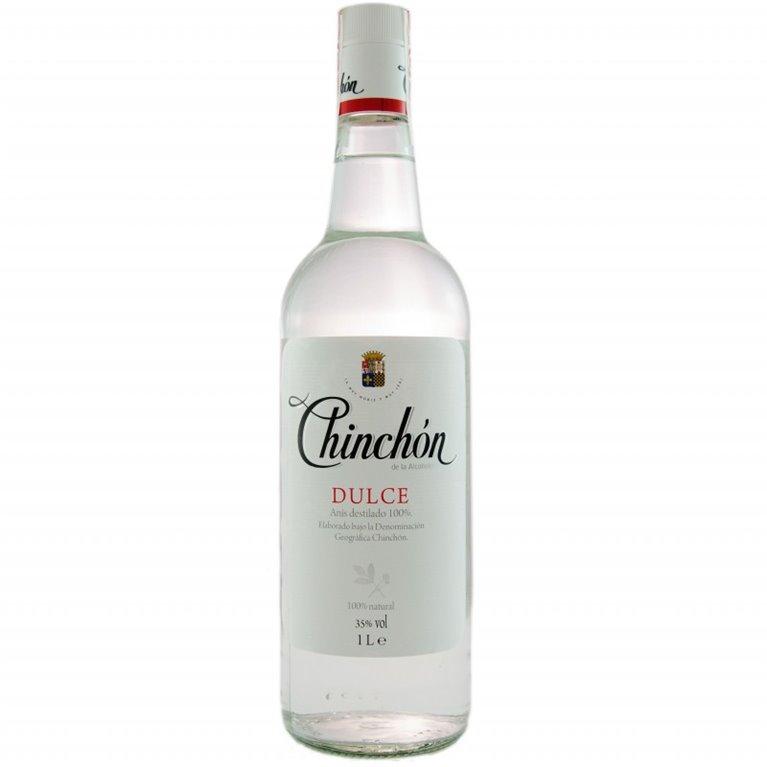 DULCE CHINCHON DE LA ALCOHOLER 1L.