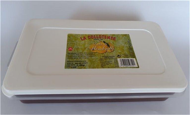Dulce de membrillo fiambrera 2,4 Kg