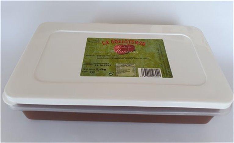Dulce manzana fiambrera 2,4 Kg