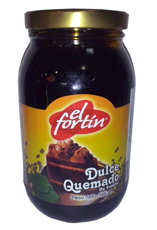 DULCE QUEMADO EL FORTIN 560 GR