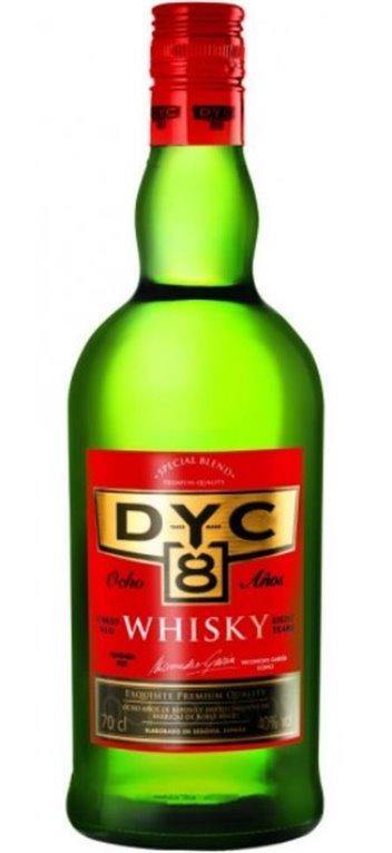 DYC 8 años, 1 ud
