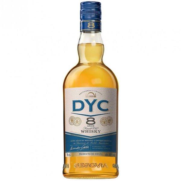 DYC 8 YO 0,70 L.