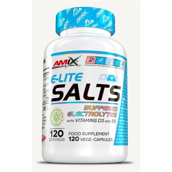 E-lite Salts 120 Caps Default Title