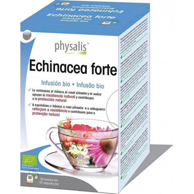 Echinacea forte infusión bio, 30 gr