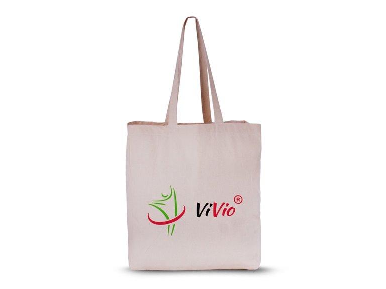 ECO Bolsa de algodón ViVio