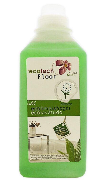ECO FLOOR-Limpiador neutro hogar-fregasuelos, 1 ud
