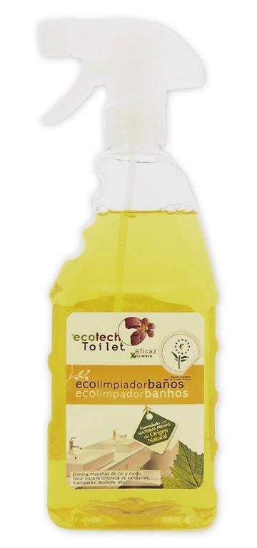 ECO TOILET- Limpiador de Baños, 1 ud