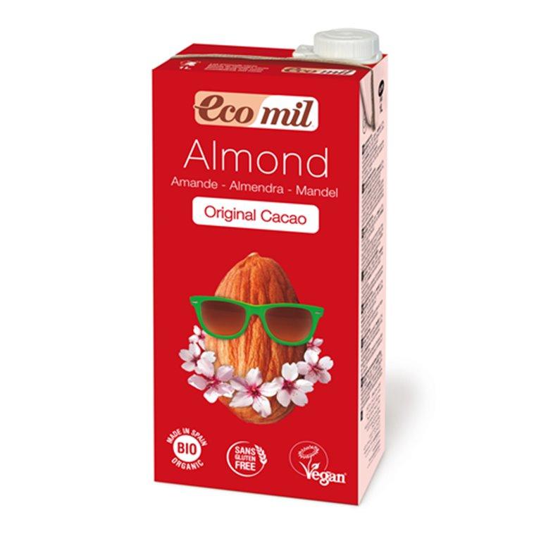 Ecomil almendra cacao, 1 ud