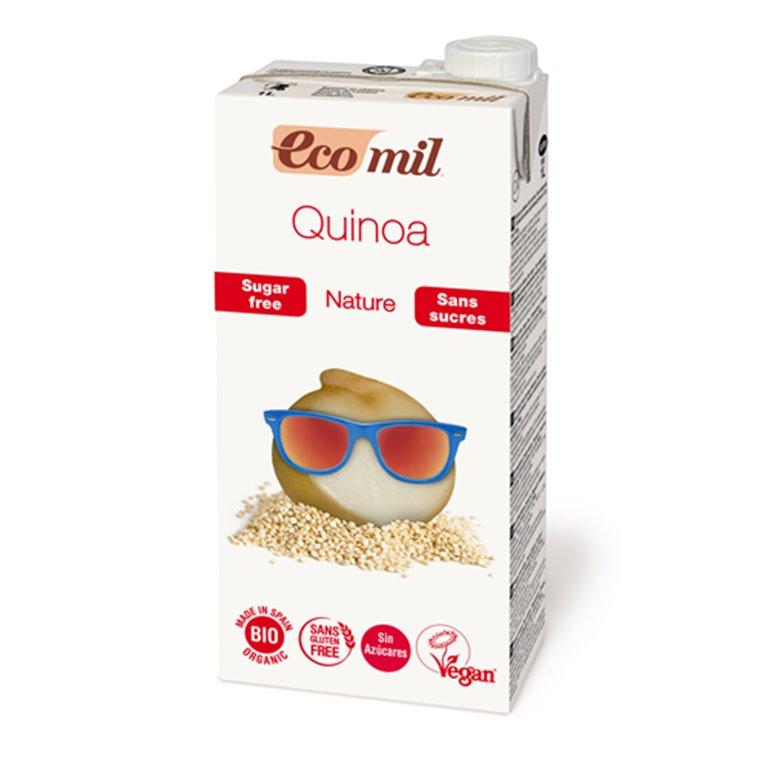 Ecomil bebida de quinoa natural, 1 ud