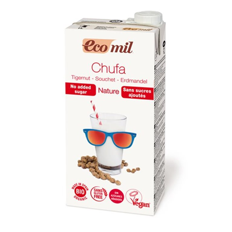 Ecomil chufa natural, 1 ud