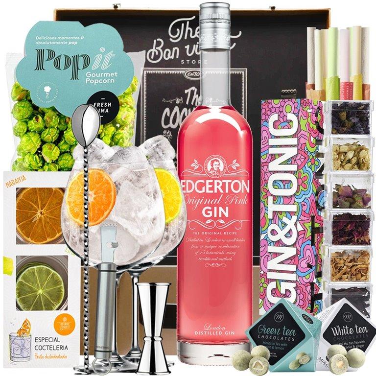 Edgerton Original Pink Gin Box