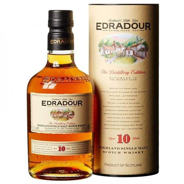 EDRADOUR 10 YO 0,70 LITROS 40º