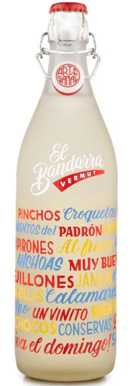 El Bandarra Vermouth Blanco 1 litro