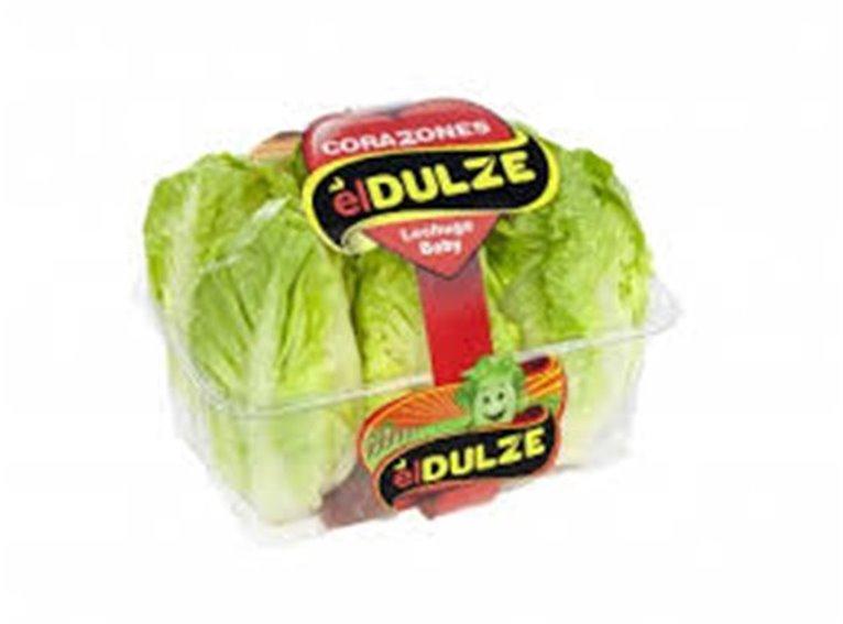 El Dulze - Corazones de lechuga baby (6 unidades), 1 ud