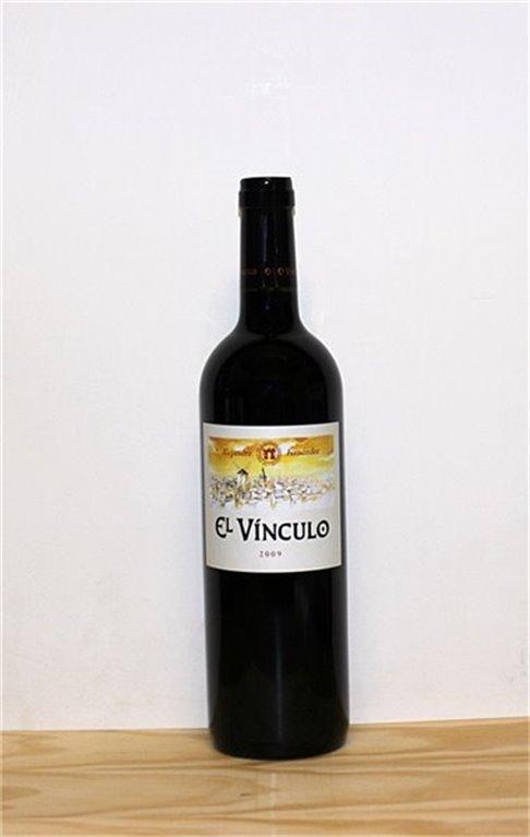 EL VINCULO - Tinto, Crianza 2012, 0,75 l