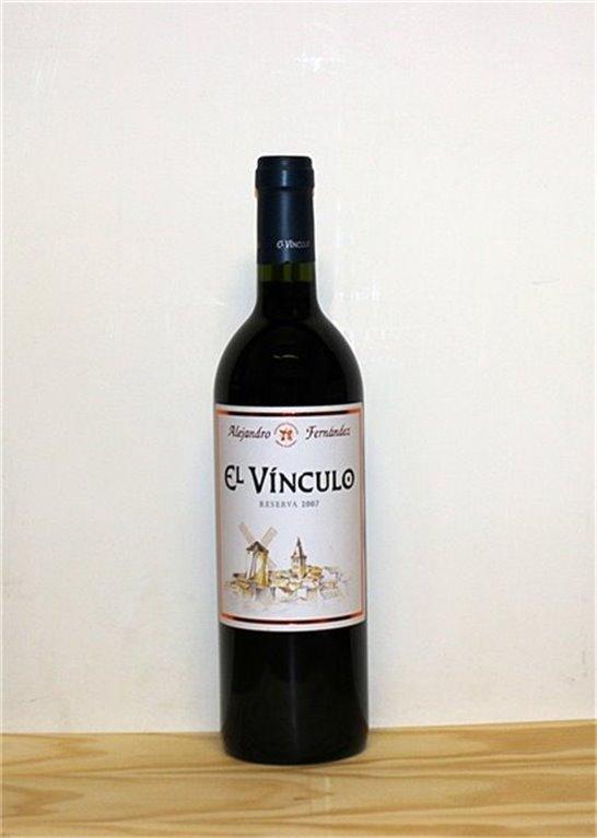 EL VINCULO - Tinto, Reserva 2011, 0,75 l