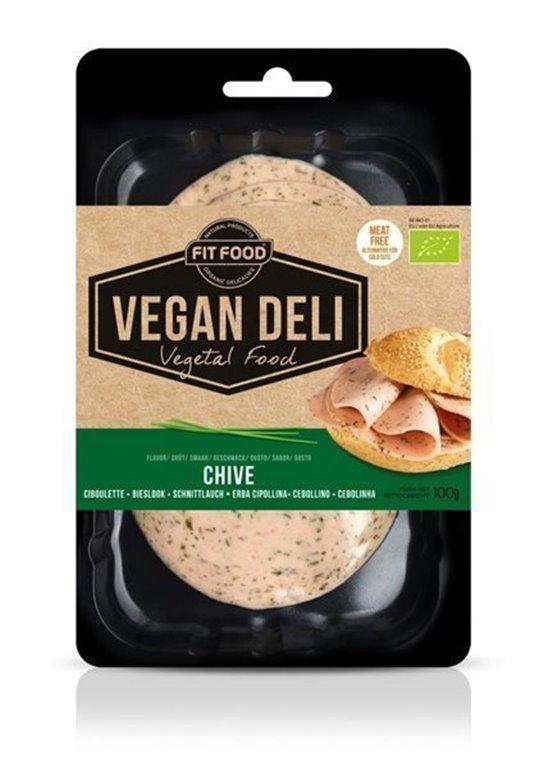 Embutido Cebollino Vegan Deli