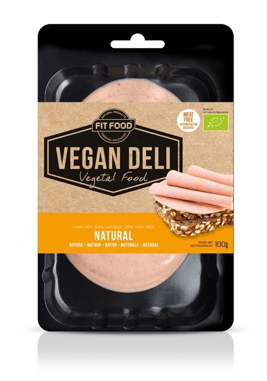 Embutido Natural Vegan Deli, 1 ud