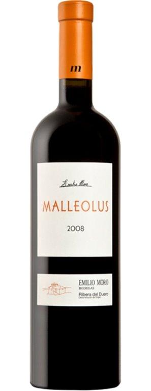 Emilio Moro Malleolus 2016, 1 ud