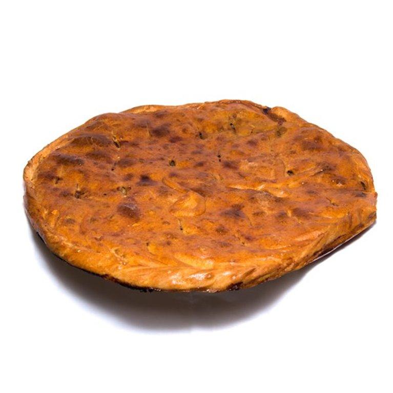 Empanada de bonito casera