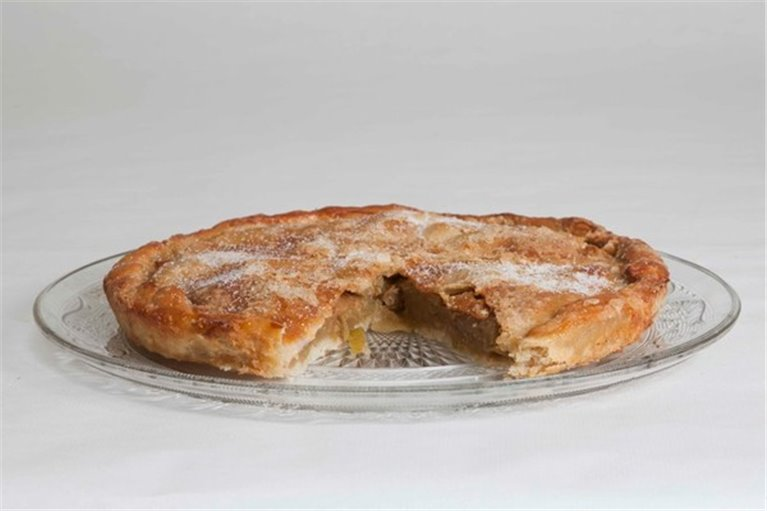 Empanada Gallega Dulce de Manzana y Canela