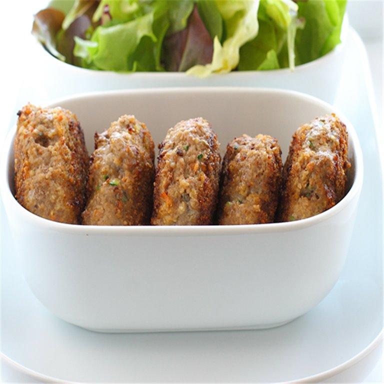 Empanados de pollo ( 6 unidades)