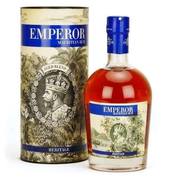 EMPEROR MAURITIAN HERITAGE 0,70 L. + ESTUCHE