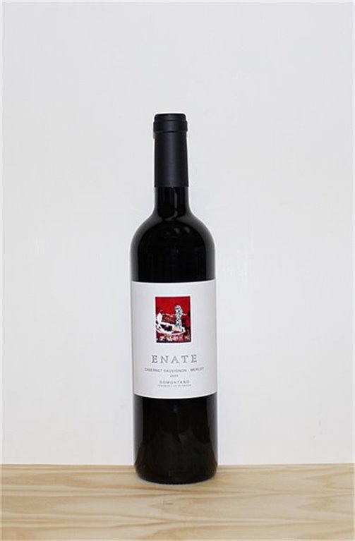 ENATE - Cabernet - Merlot - Tinto 2014, 0,75 l