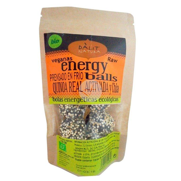 Energy Balls Raw con Quinoa Real y Chía Bio 120g