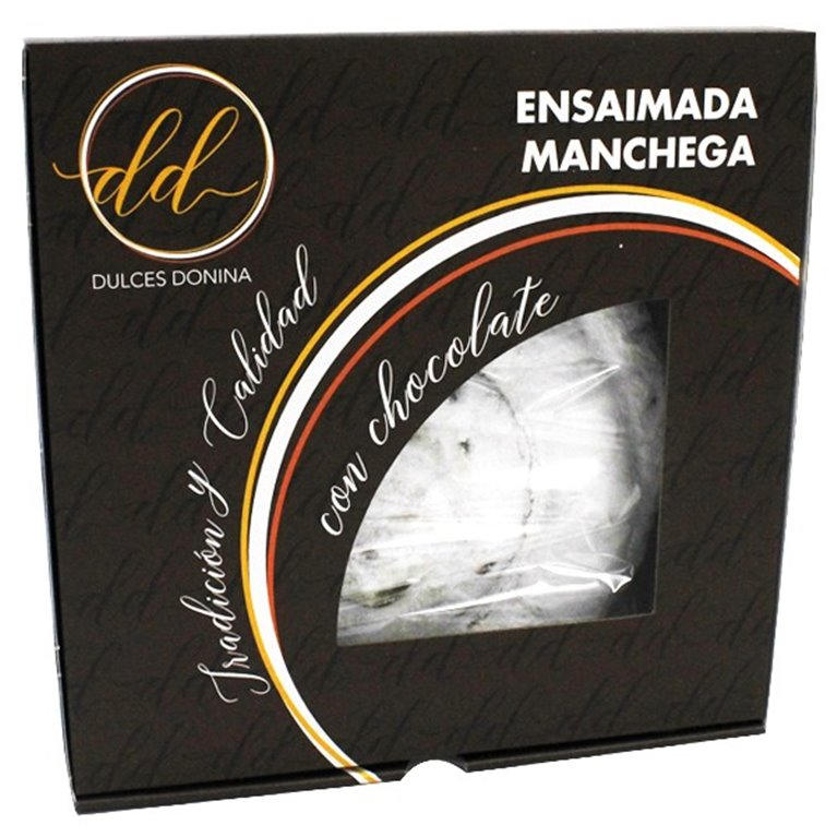 Ensaimada de Chocolate