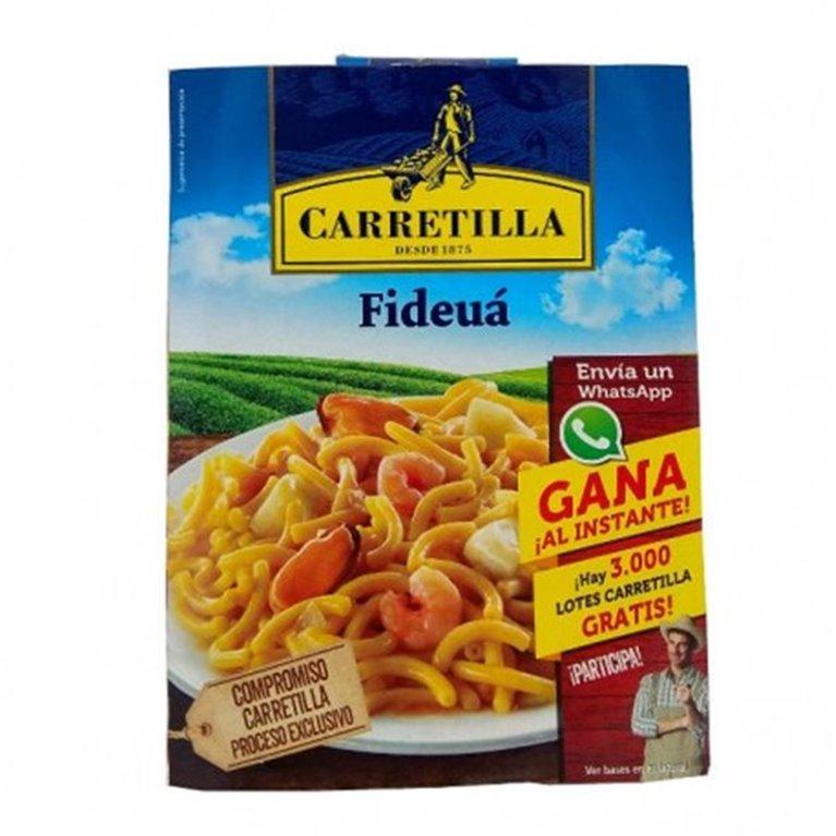 Carretilla - Fideuá