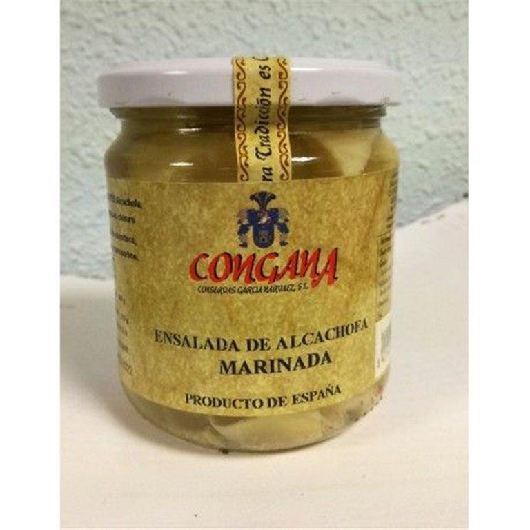 """Ensalada de alcachofa """"Congana"""". Bote de 350 gr., 1 ud"""