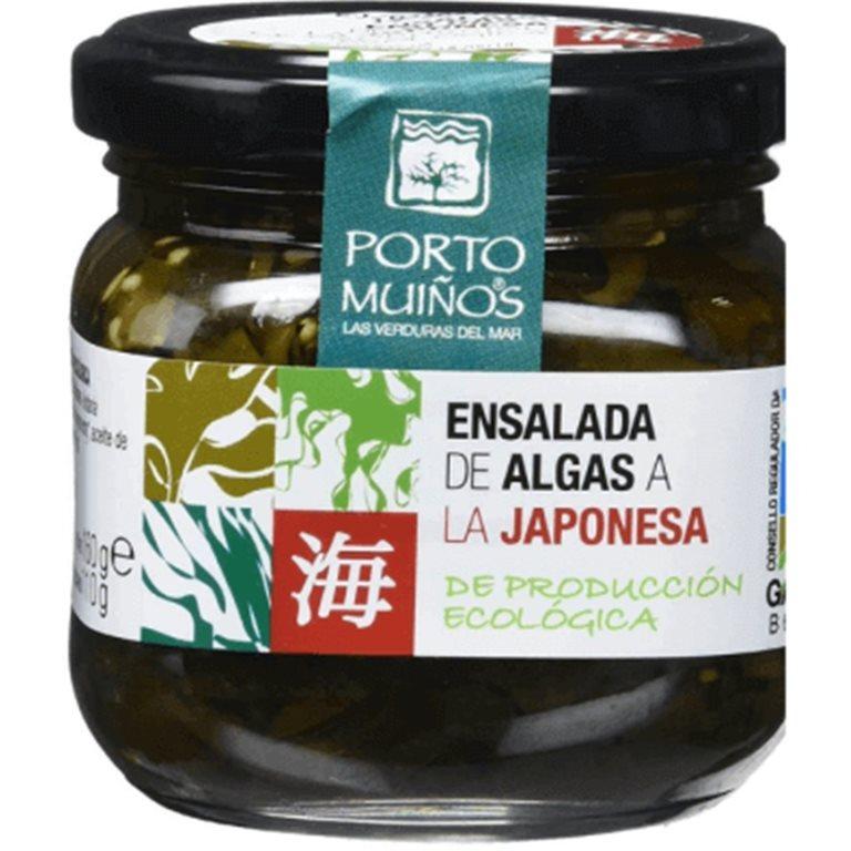 Ensalada de Algas a la Japonesa Bio 160g