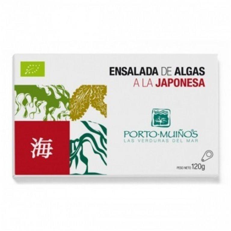 Ensalada De Algas A La Japonesa, 1 ud