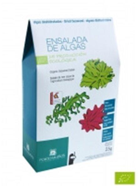 Ensalada de algas deshidratada
