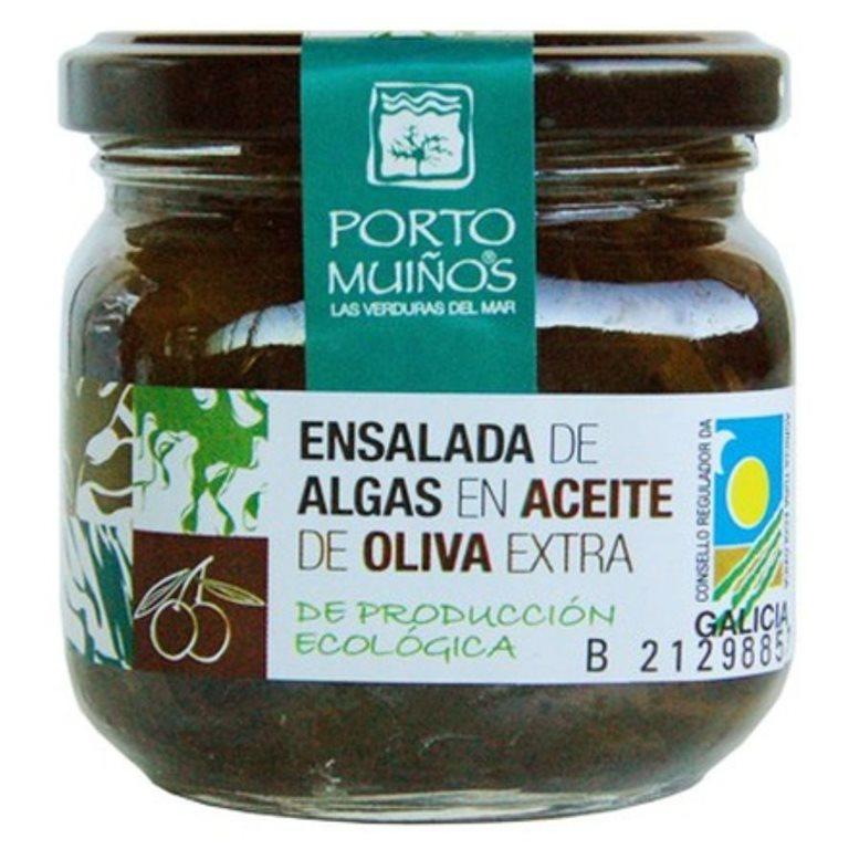 Ensalada de Algas en Aceite de Oliva Bio 160g