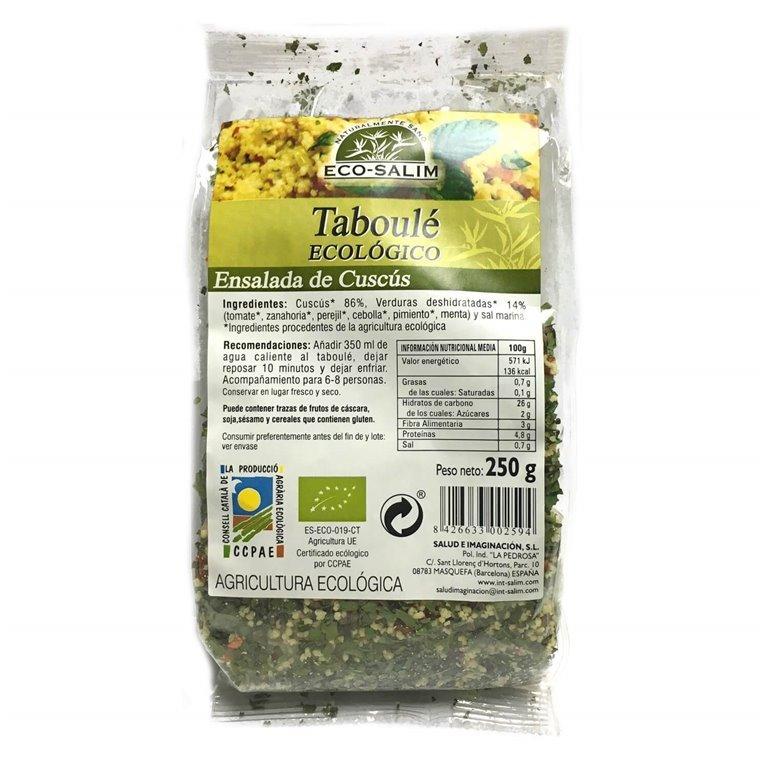 Ensalada de cuscús, 250 gr