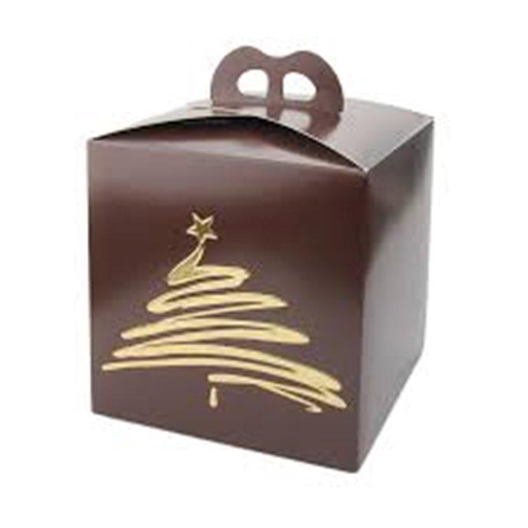 Envoltura papel de regalo o caja