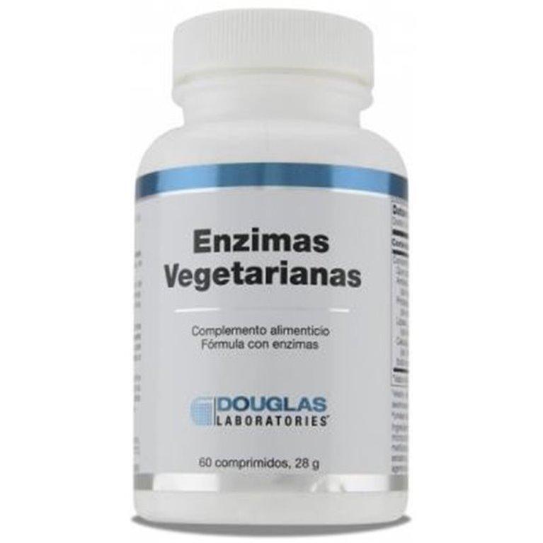 Enzimas Vegetarianas 120 comprimidos