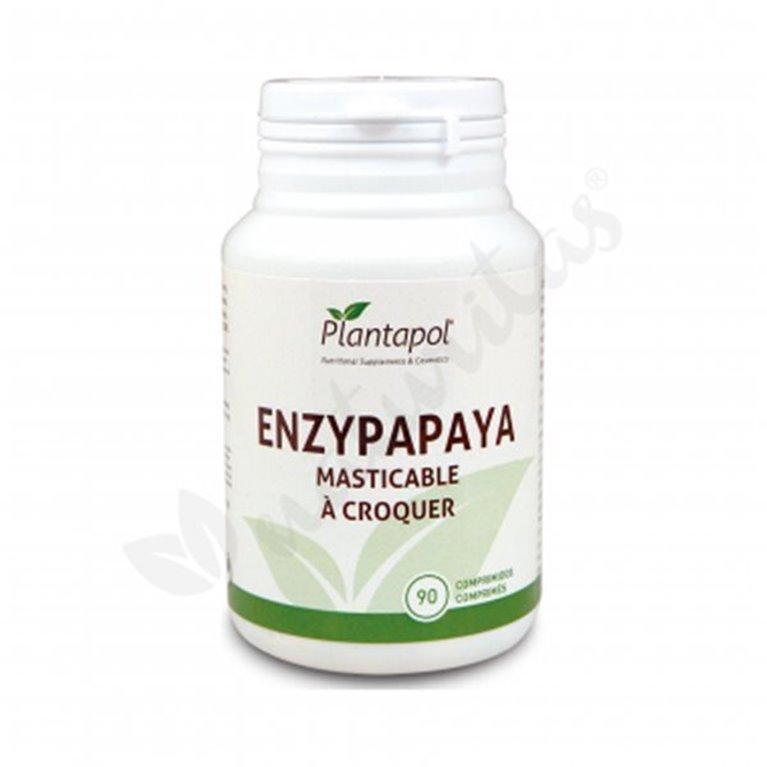 Enzypapaya 90 comprimidos Masticables, 1 ud