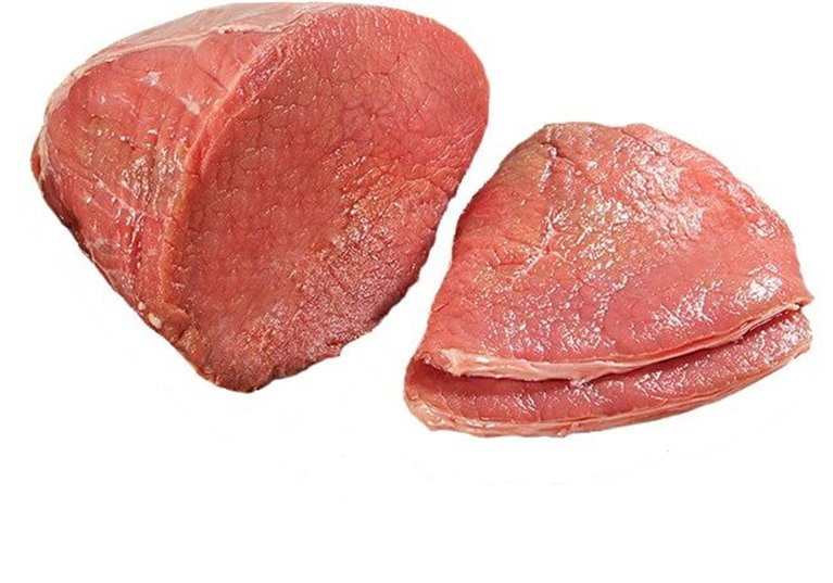 Escalopines De Ternera Ecologicos, 60 gr
